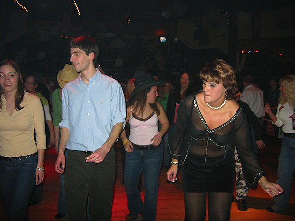 09 - Jaime, Dan, and Casey line dancing.JPG