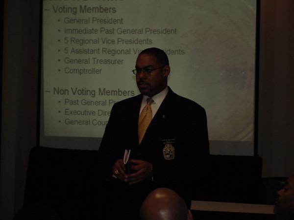 Darryl R. Matthews Inauguration Workshops