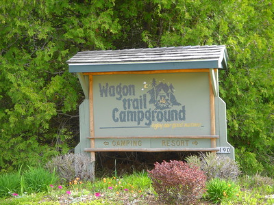Door County, WI - Camping (2005)