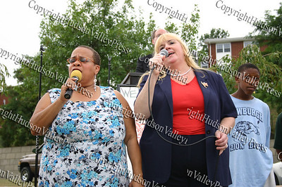 Consuelo Hill and Patricia Sofokles