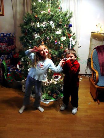 Florida Christmas 2005