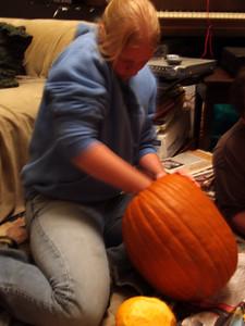 Rachel Carving