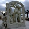 Snow Sculpture Show 16