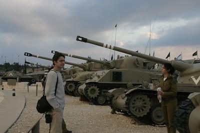 Israel: Tank Museum