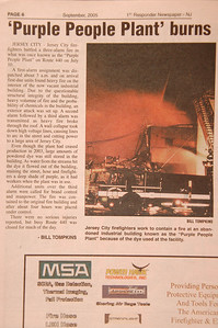1st Responder Newspaper - September 2005