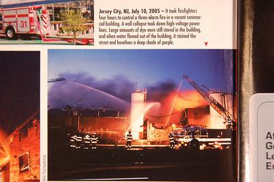 Firehouse Magazine - October 2005