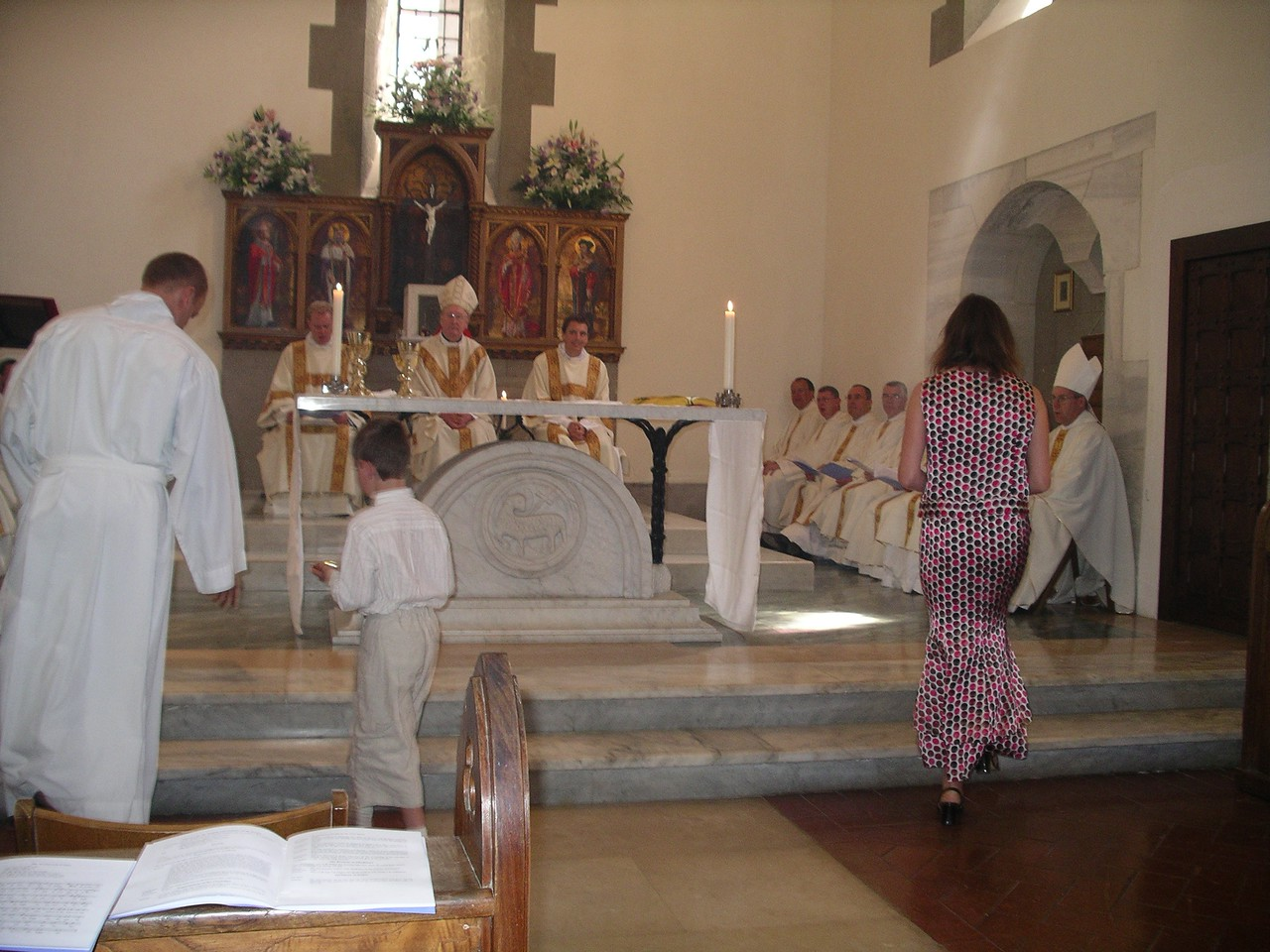 Offertory procession