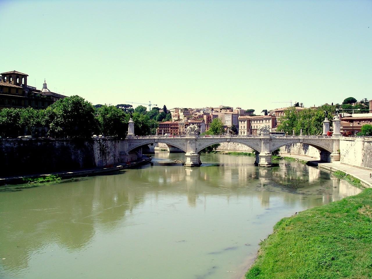 Bridges over the Tiber