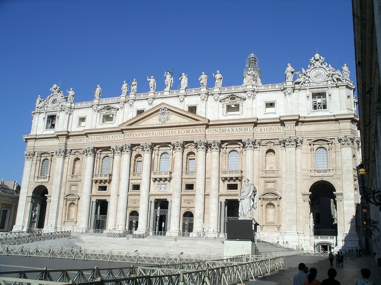 St Peter's Basilica at Rome