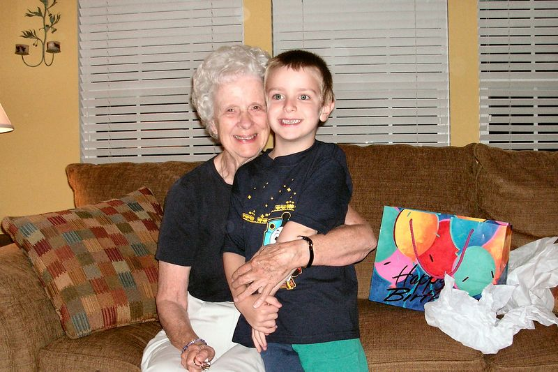 Grandma and Anthony