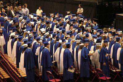 June, Robyn High School Graduation