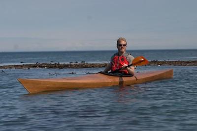 Kayak Building