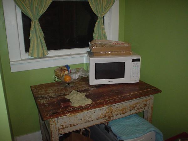 Kitchen Remodel Fall 2005