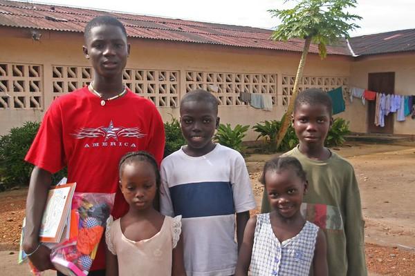 Daniel Hoover Children's Village
