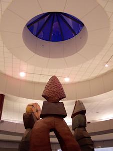 Concourse Statues