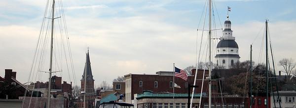 Annapolis Skyline