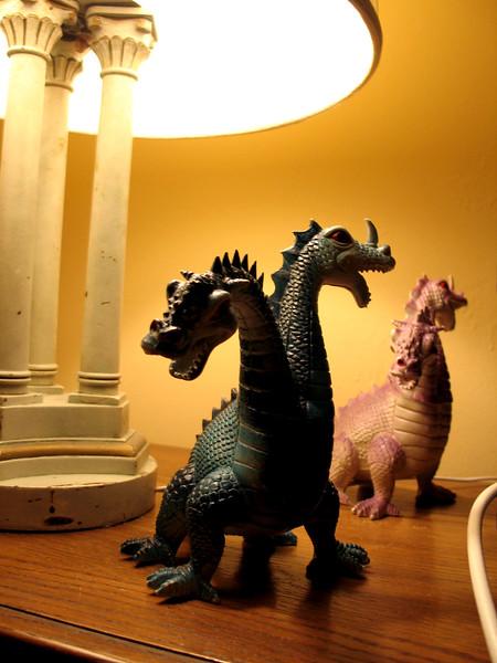 Jared's dragons