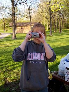 Molly Takes a Photo