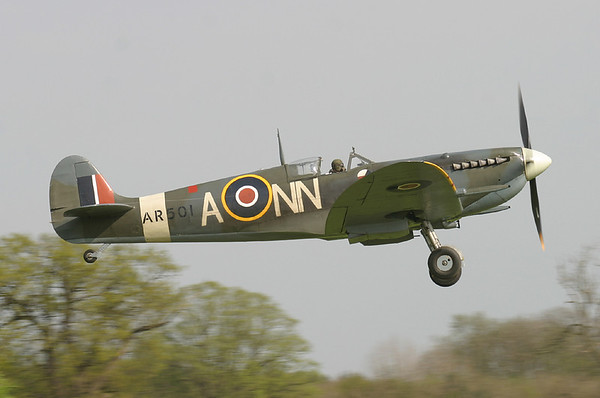 Old Warden : 1st May