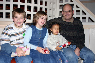 Outreach Christmas Event, 2005