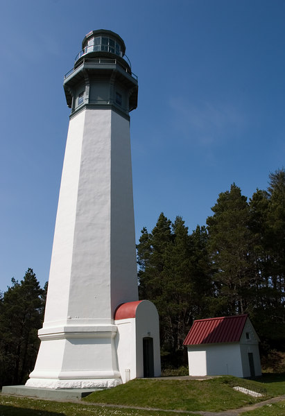 Washington's tallest lighthouse, built 1897.
