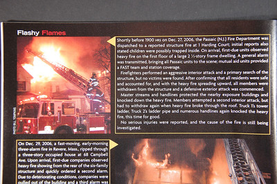 Fire Rescue Magazine - February 2007