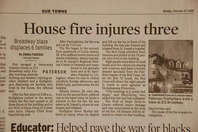 Herald News - 2-21-05