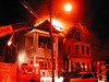 Paterson 3-15-05 : Paterson 3rd alarm at 407 East 21st St. on 3-15-05