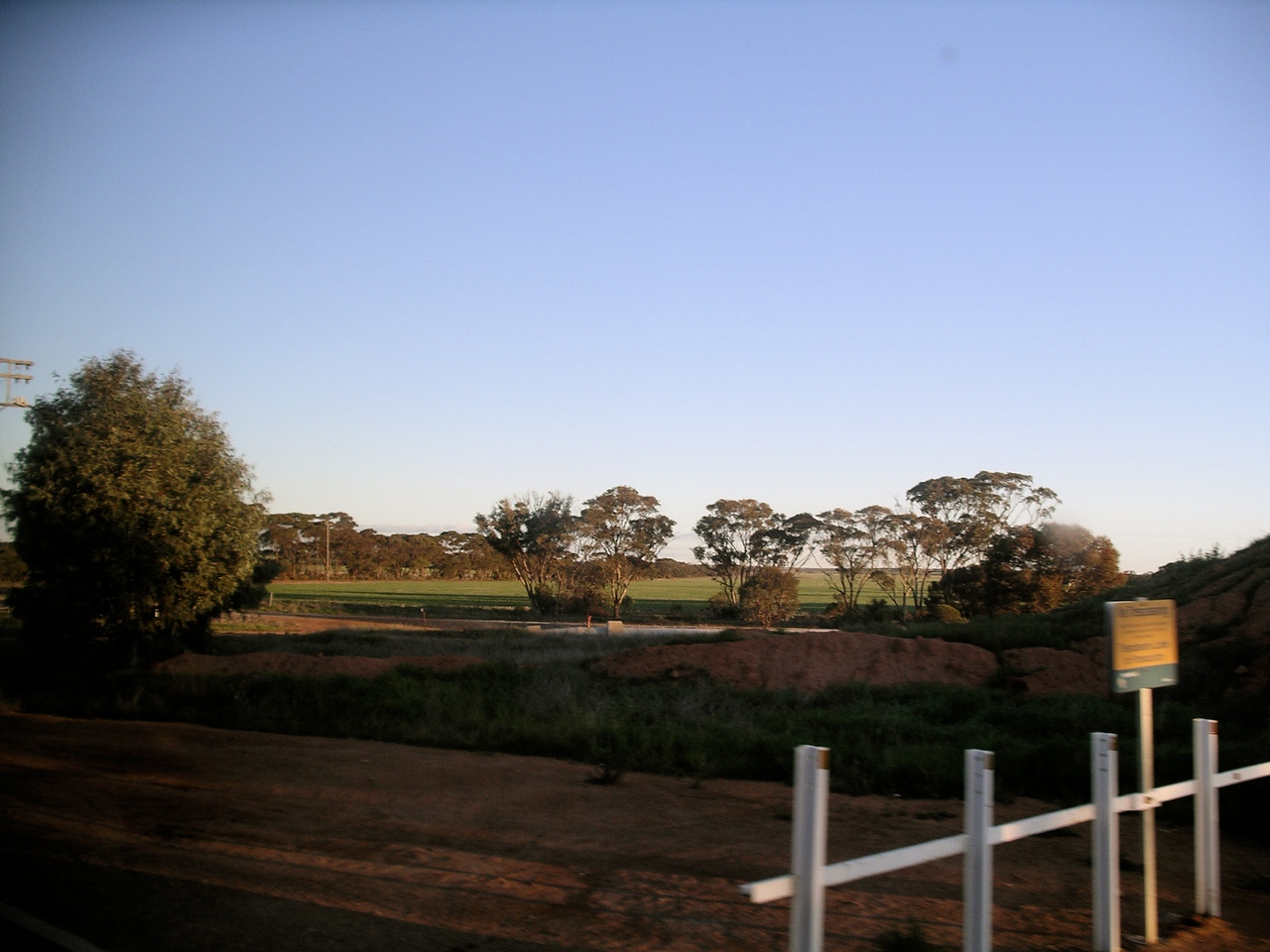 Western Australia countryside • Taken on the Indian Pacific Railway.