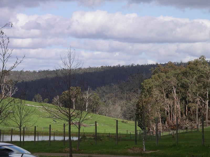 South Western Australia hills
