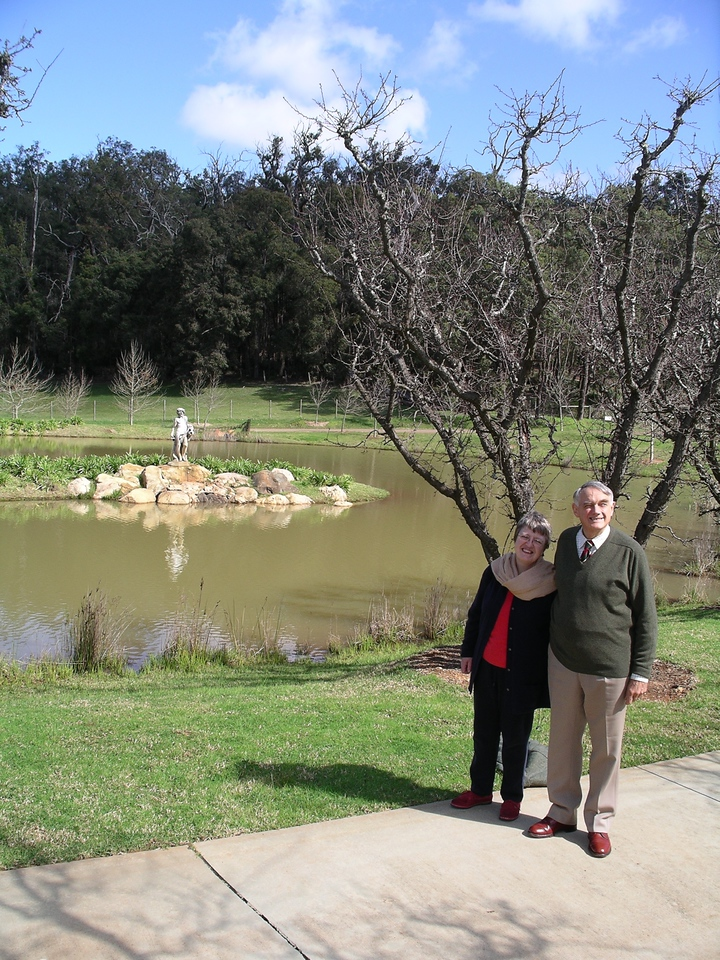 At the Millbrook Winery