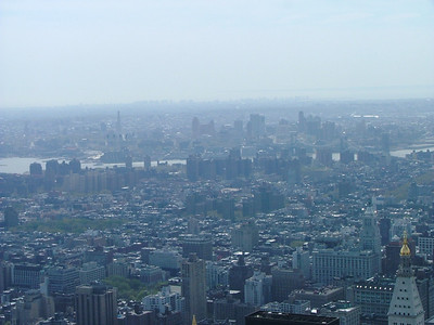 From the Empire State Building
