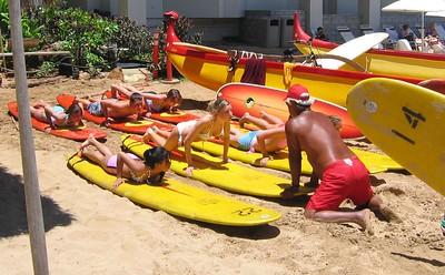 QSP Reader's Digest Hawaii Trip 2005