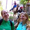 Katie, Becky, and the Camel