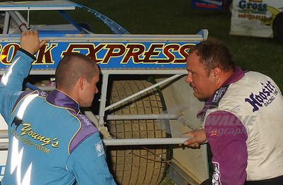 Michael England & Scott James