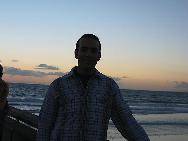 14 - Anthony on Marina del Rey Pier.JPG