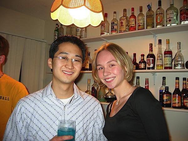 23 - John and Julie before New Years Eve.JPG