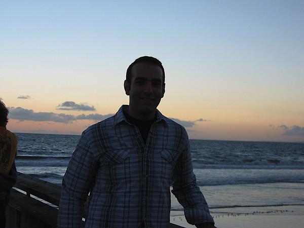13 - Anthony on Marina del Rey Pier.JPG