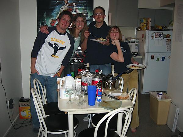 Salmon Dinner (2005-01-20)
