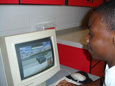 Sam's class 2005 Andrew, Jeff