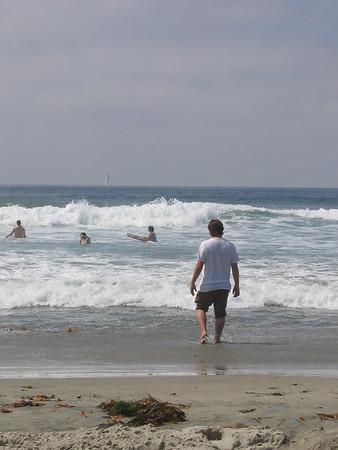 San Diego September 2005