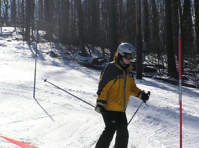 Skiing 2005