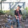 Nice bike, Laura!