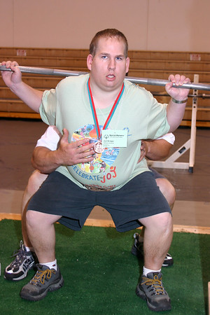 Powerlifting by Gregg Edelen