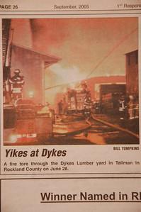 1st Responder Newspaper - NY - September 2005