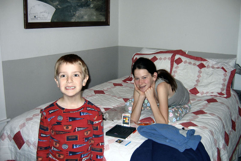 Anthony and Emily
