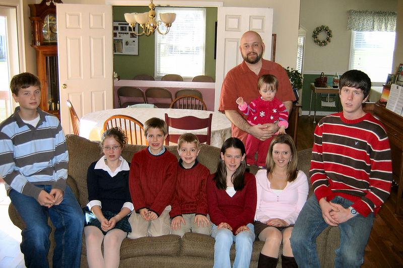 All of Mom's Grandchildren