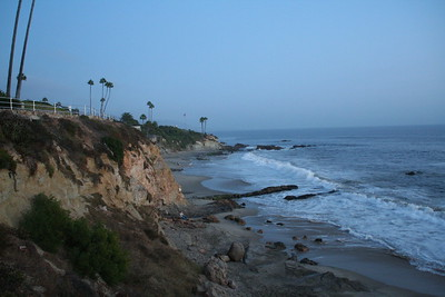 Dusk in Laguna Beach