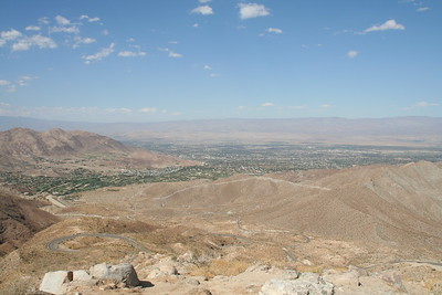 View of Palm Desert