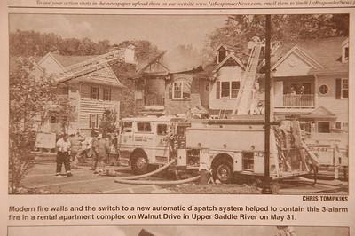 1st Responder Newspaper - July 2005